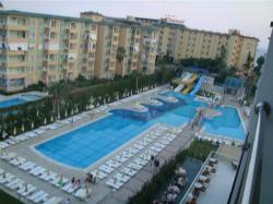 Отель Hedef Resort Hotel & SPA 5*