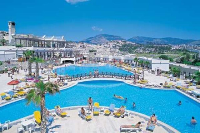 Отель WOW Bodrum Resort 5*