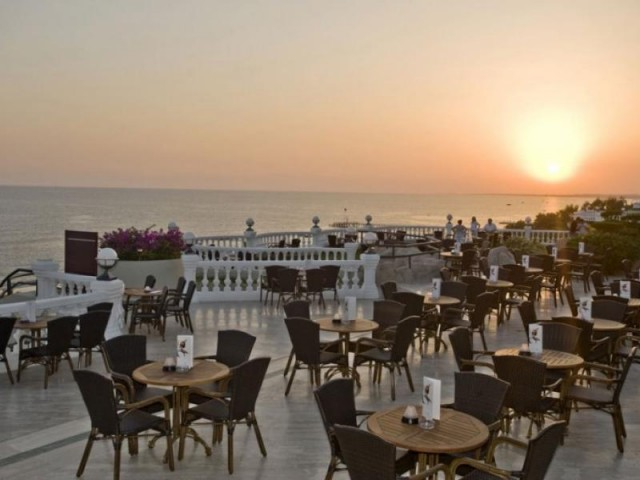Отель Crystal Sunrise Queen Luxury Resort & Spa 5*