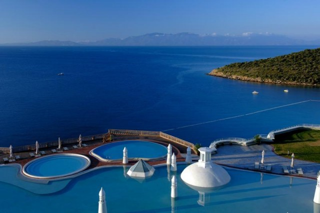 Отель Kempinski Barbaros Bay 5*