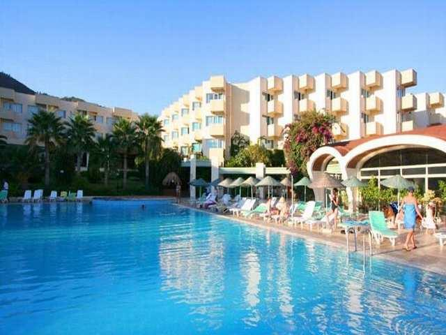 Отель Marmaris Resort Delphin Park & SPA